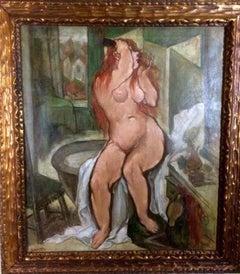 Nude at Bath
