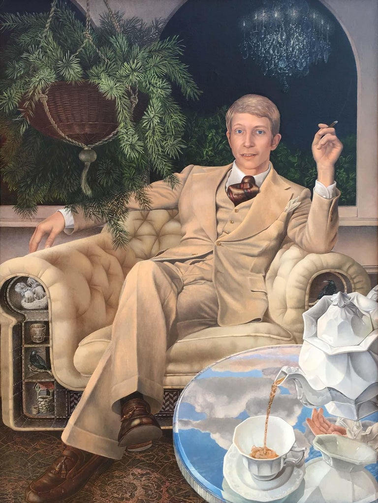 PORTRAIT OF L. DOUGLAS CROWELL