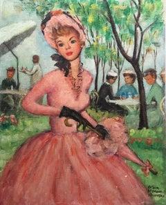 1950-1959 Figurative Paintings
