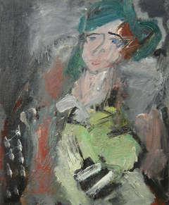 Portrait de Madame Duclos