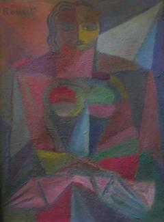 Nu Cubiste