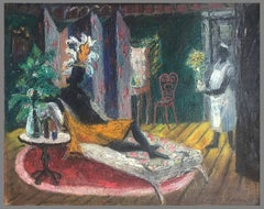 The Star's Lounge, Josephine Baker