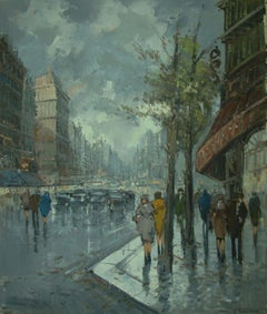Grand Boulevard, Paris