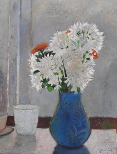 Bouquet Blanc a Contre - Jour