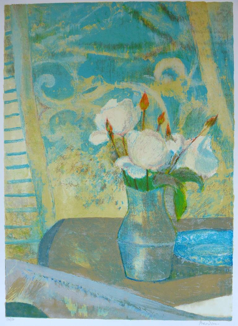 Roses a la tapisserie
