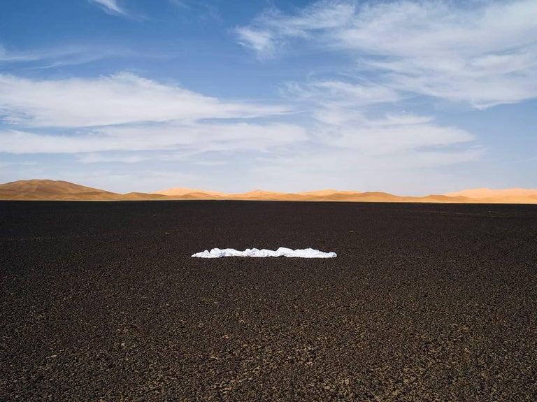 Alfredo de Stéfano Landscape Photograph - Nube Sahara