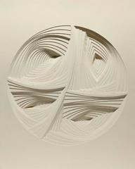 Ivory Flip Circle In