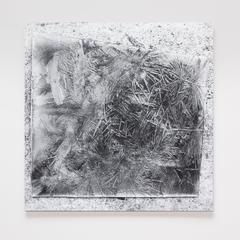 Mountain Plate (Frozen plates, Collaboration with the Cold) - UNIQUE WORK