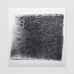 Rectangle (Frozen Plates, Collaboration with the Cold) - Unique work