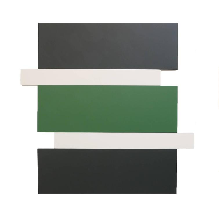 Scot Heywood - Stack - Black, Green, White 1