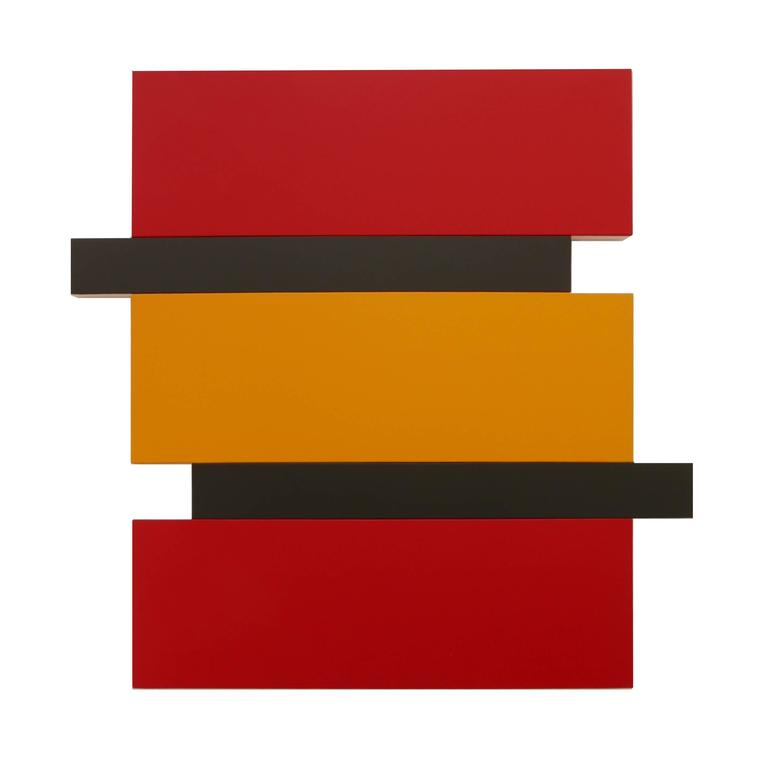 Stack - Red, Yellow, Black