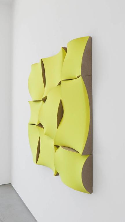 Jan Maarten Voskuil Non Fit Broken Light Yellow