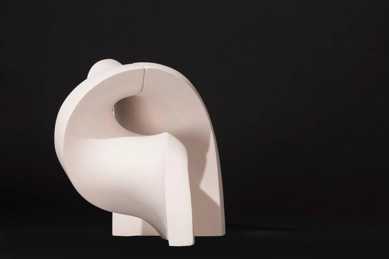Convoluted  - Contemporary Sculpture by Stephanie Bachiero