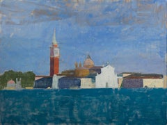San Giorgio from San Marco, Venice, Italy