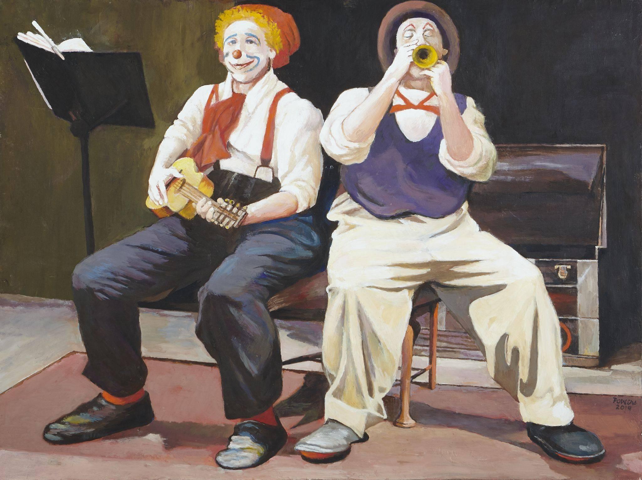 Clown Musicians