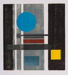 Werner Drewes, Circle and Square