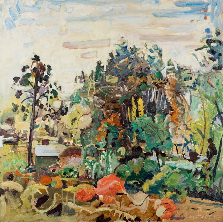 Jon Imber Landscape Painting - Sudbury