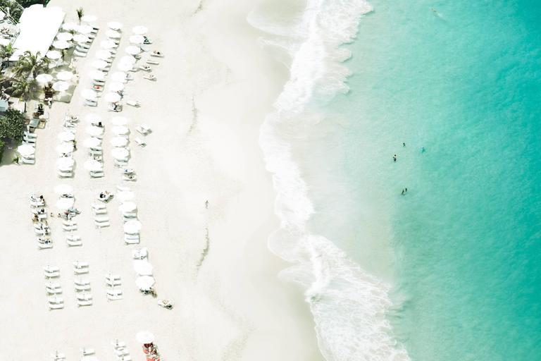 Stephane Dessaint Landscape Photograph - FLAMAND BEACH 2
