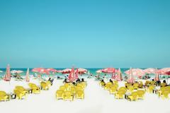 Red and Yellow, Tel Aviv Beach