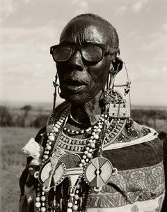 Maasai Woman Portrait