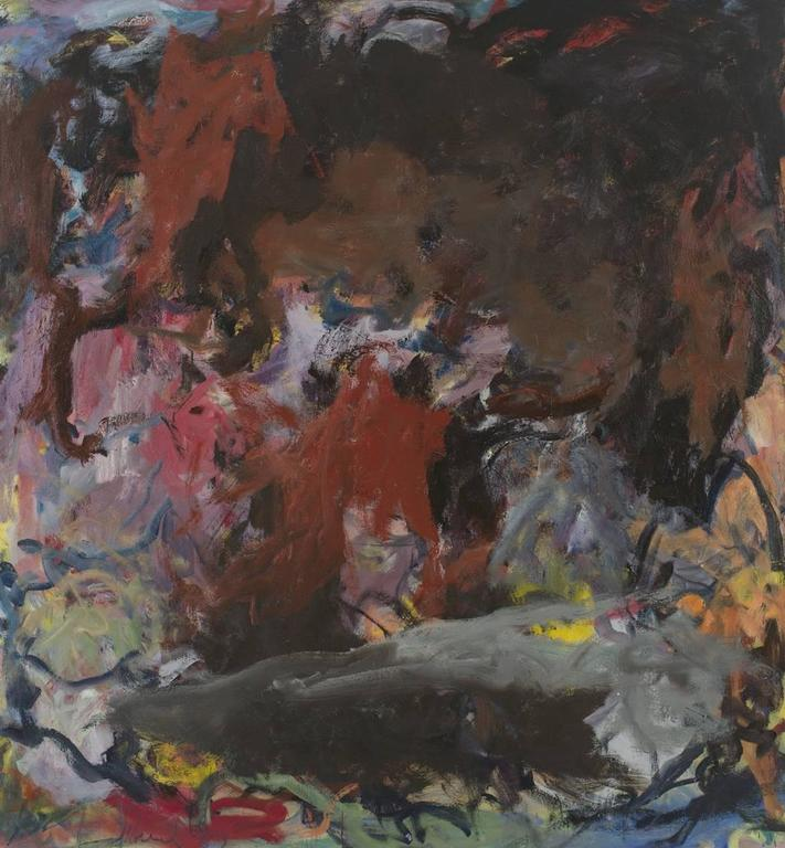 Jon Schueler North Of Ullapool O C 67 2 Painting For