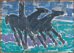 Wild Horses #2 (96-11)