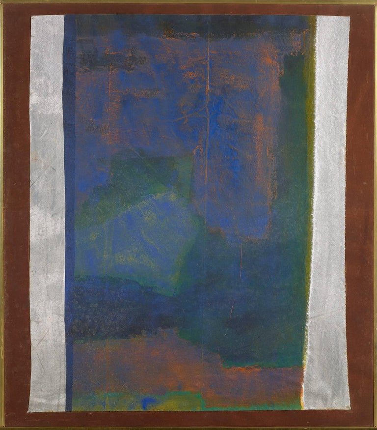 Ann Purcell Abstract Painting - Vigil II
