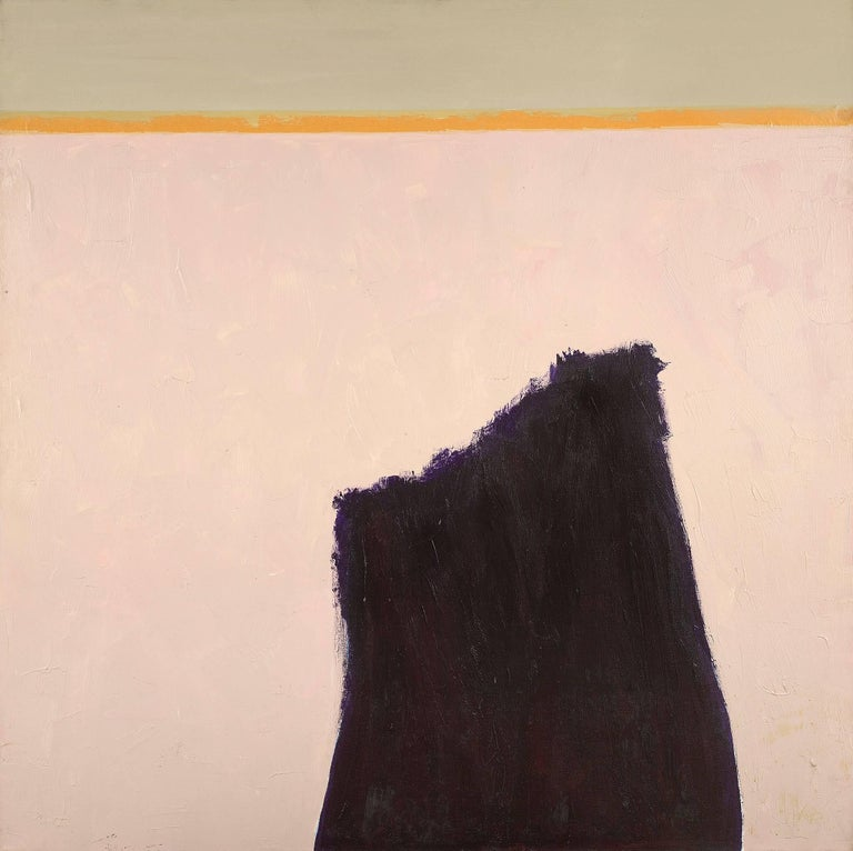 Ann Purcell Abstract Painting - Cakewalk