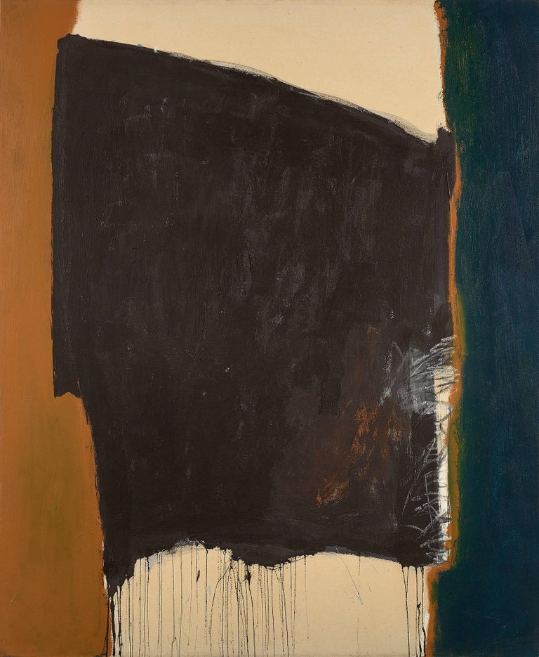 Ann Purcell Abstract Painting - Lagniappe #7