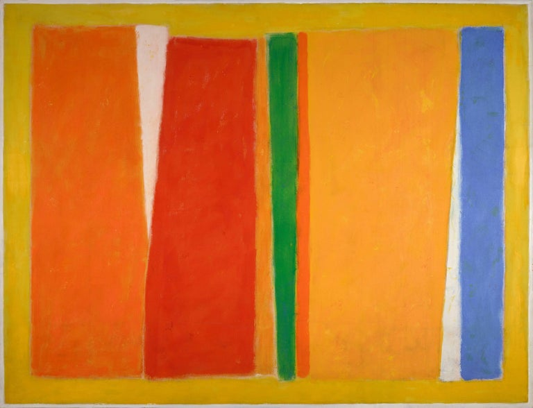 John Opper Abstract Painting - Untitled (5-71)