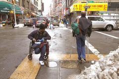 Chinatown, 2010 New York Street Corner