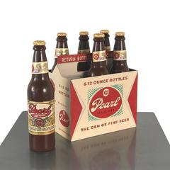 Pearl Beer Sixer