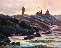 Fishing the Jetties