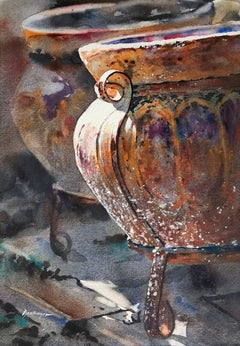 Pots, Iron and Clay