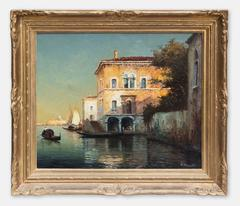 Venice Grand Canal by Moretti
