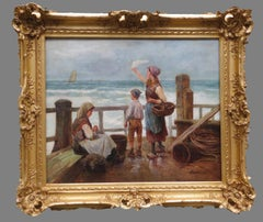 The Departure of the Fisherman