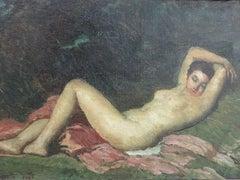 Laid Nude