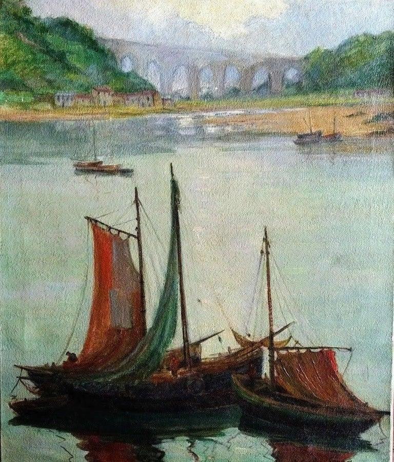 Saint Brieu in Brittany