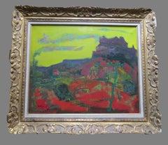Landscape in Majorque