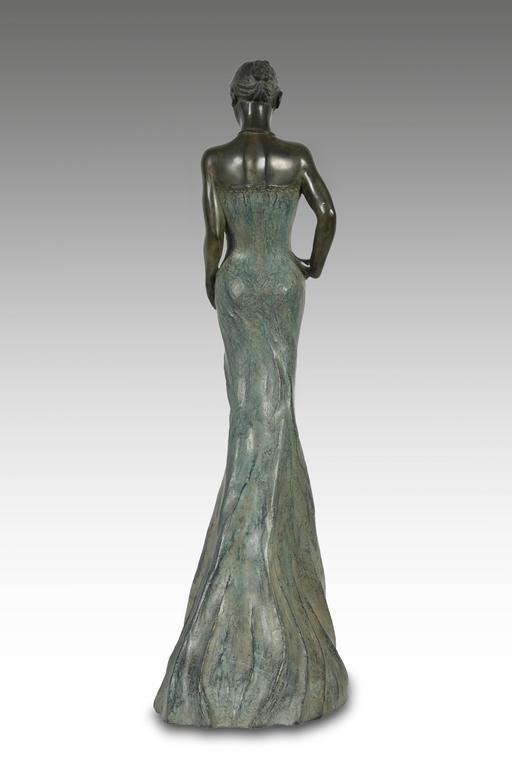 Sabine Bronze by Patrick Brun For Sale 2