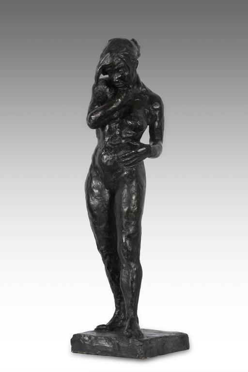 Amandine Bronze Sculpture