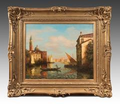 la salute in Venise  by  DUPRAT