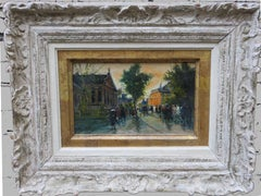 The Madeleine Place in Paris by Berkes