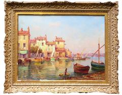 The Martigues by Henri  Malfroy