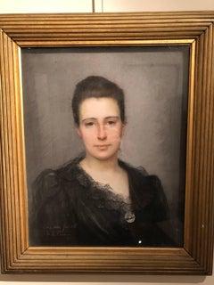 Juliette, 1892 by Le Camus
