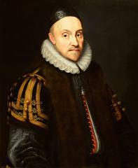 Portrait of William of Nassau Prince of Orange called 'William the Silent'