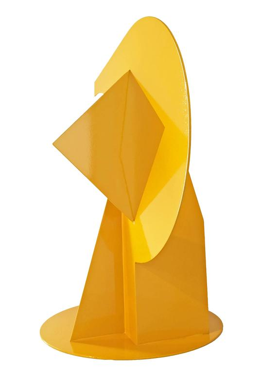 Mallorca V - Sculpture by Betty Gold