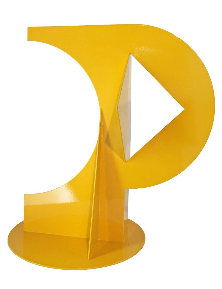 Betty Gold Abstract Sculpture - Mallorca V