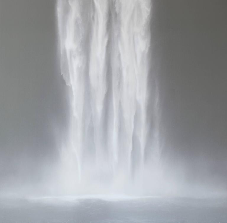Christina Craemer Abstract Painting - Eternal Falling