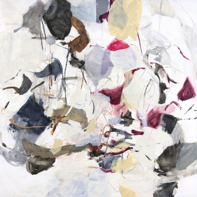 Karl Pilato Abstract Painting - Tumbled Down
